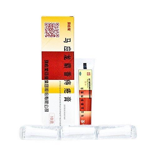 Hämorrhoiden-Salbe Creme-Analfistel, Analfissur, anal Schwellung -10g(1)