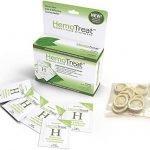 HemoTreat Hämorrhoiden Behandlungs Cream - HemoTreat Reisepackung 5 x 5ml - Schnell Sicher Effektive Hemorrhoidal Linderung der Symptome , Salbe für interne und externe Hämorrhoiden